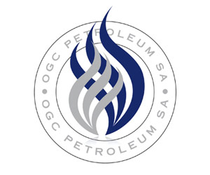 Logo and housestyle design for international oil and petroleum company